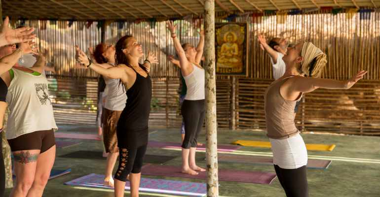 Bringing Yoga Home - Josefin Wikström